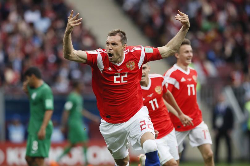Russia Mondiali Dzyuba
