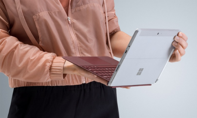Microsoft Surface Go convertibile