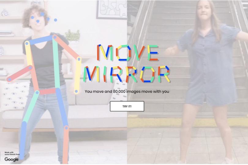 intelligenza artificiale move mirror