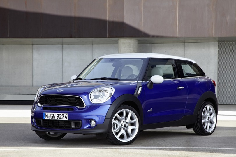 Mini Paceman Vs Mini Countryman