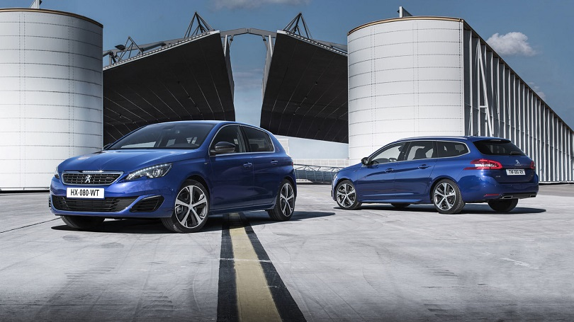 Peugeot 308 Vs Ford Fiesta