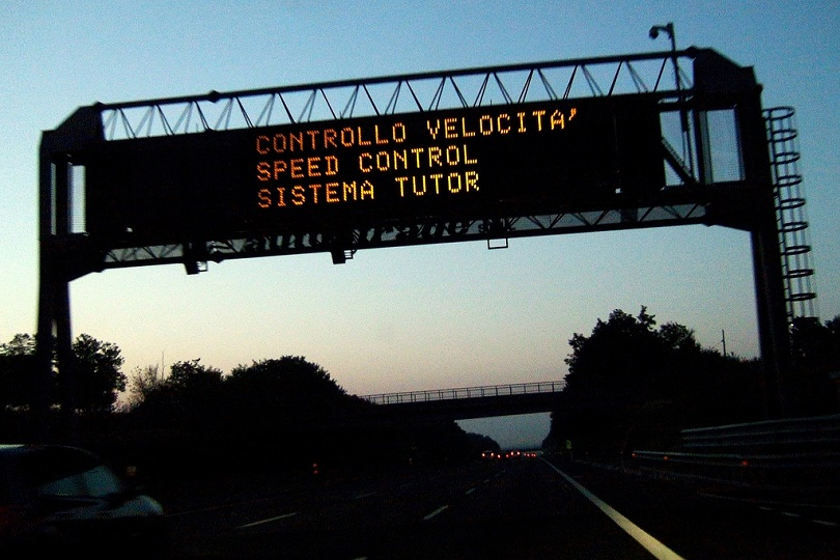 Tutor Autostrada Attivo