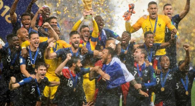 Francia campione del mondo, svelato il discorso storico di Didier Deschamps