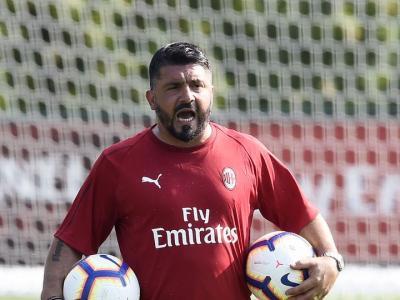 """Milan, Gennaro Gattuso: """"Al San Paolo siamo stati padroni del campo per 60 minuti"""""""