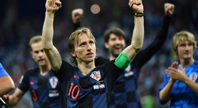 Russia 2018, la rosa della Croazia: Luka Modric la stella