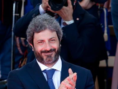 """Il presidente Fico alla Festa dell'Unità: """"Non mi interessa di rispondere a Salvini"""""""