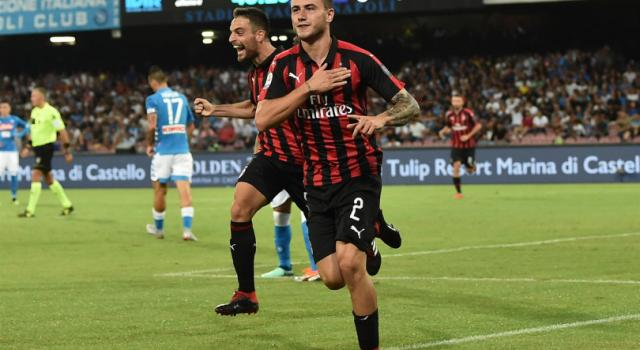 Milan, Calabria: a gennaio tentativo di United e Everton. Rinnovo in vista?
