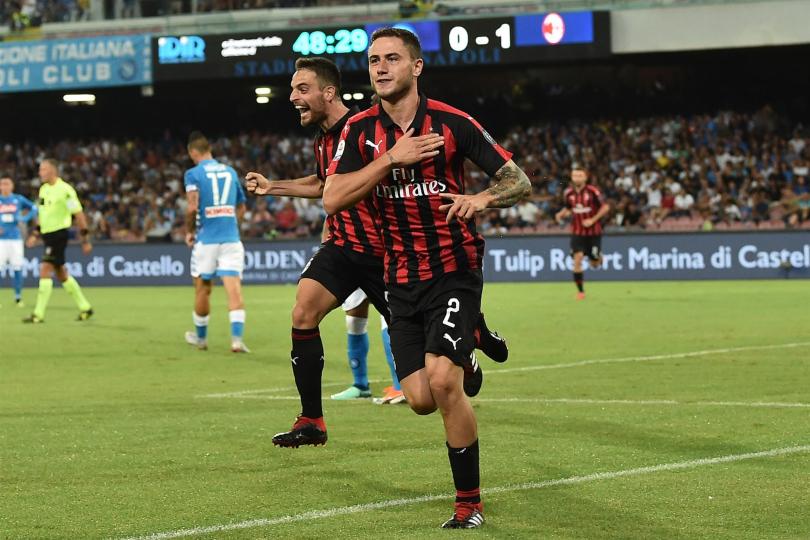 Davide Calabria Inter-Milan