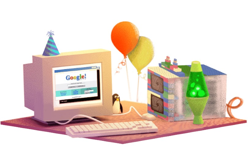CS_Compleanno Google Doodle 17 compleanno