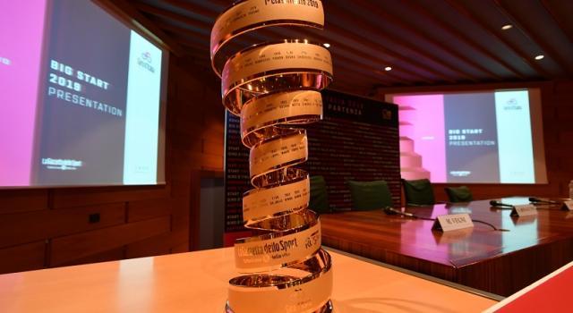 Giro d'Italia 2019, svelata la Grande Partenza dell'edizione numero 102
