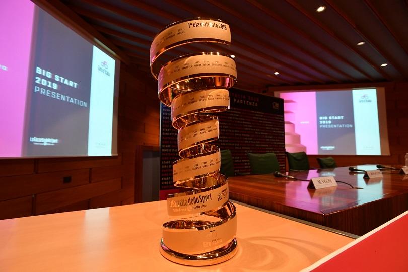 Trofeo Giro d'Italia 2019