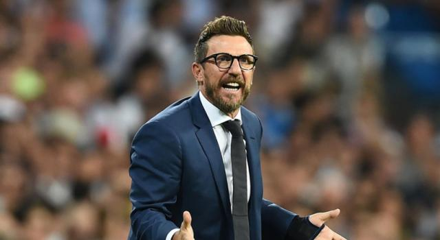Parma-Roma, Eusebio Di Francesco nel post partita: gara ben interpretata