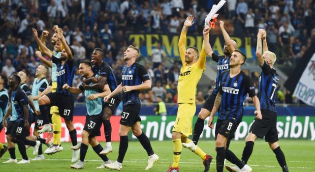 Inter, il cinismo e la concretezza hanno portato 9 punti