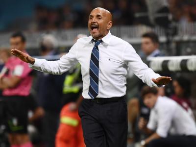"""Inter-Sampdoria, Spalletti: """"Vittoria da serenità"""""""