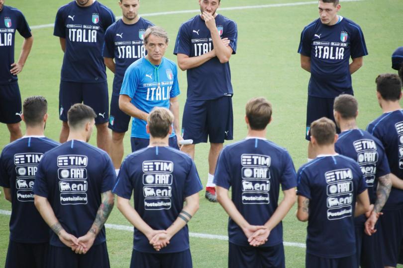 Roberto Mancini Italia Giovanni Branchini convocati Italia