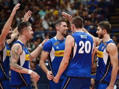 EuroVolley, primo successo per l'Italia: Slovacchia ko 3-0