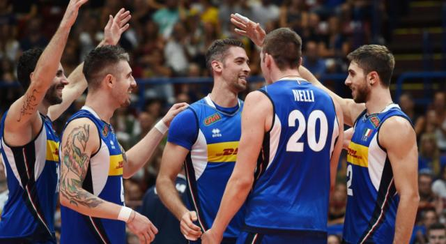 Volley, Nations League 2018: l'Italia chiude con una sconfitta. Gli USA vincono 3-0