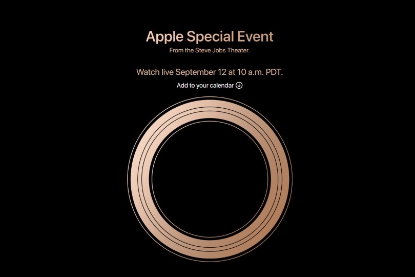 Nuovi iPhone Keynote Settembre 2018 Apple