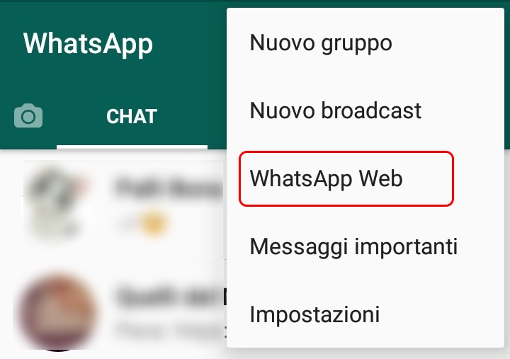 whatsapp sempre online whatsapp web