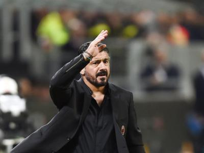 """Gattuso a Sky: """"Gara mediocre, abbiamo fatto il solletico al Bologna"""""""