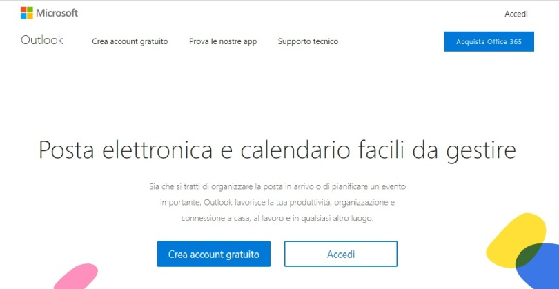 email gratis outlook