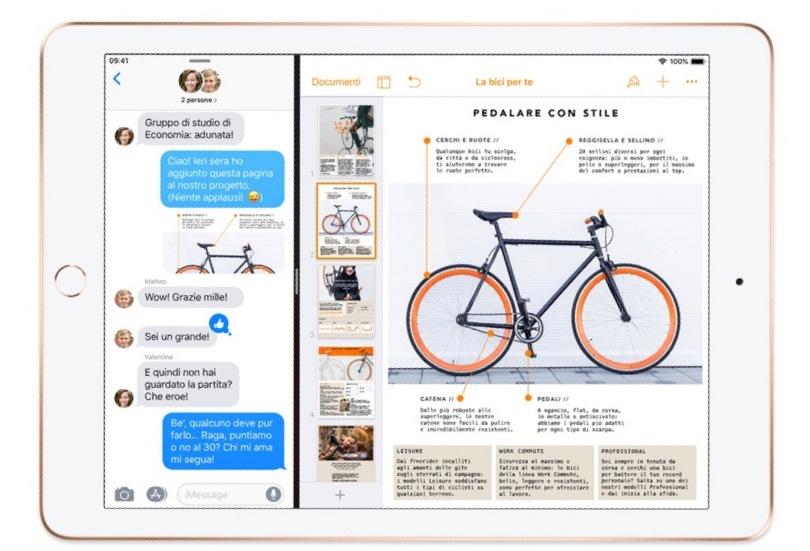 Modello di iPad