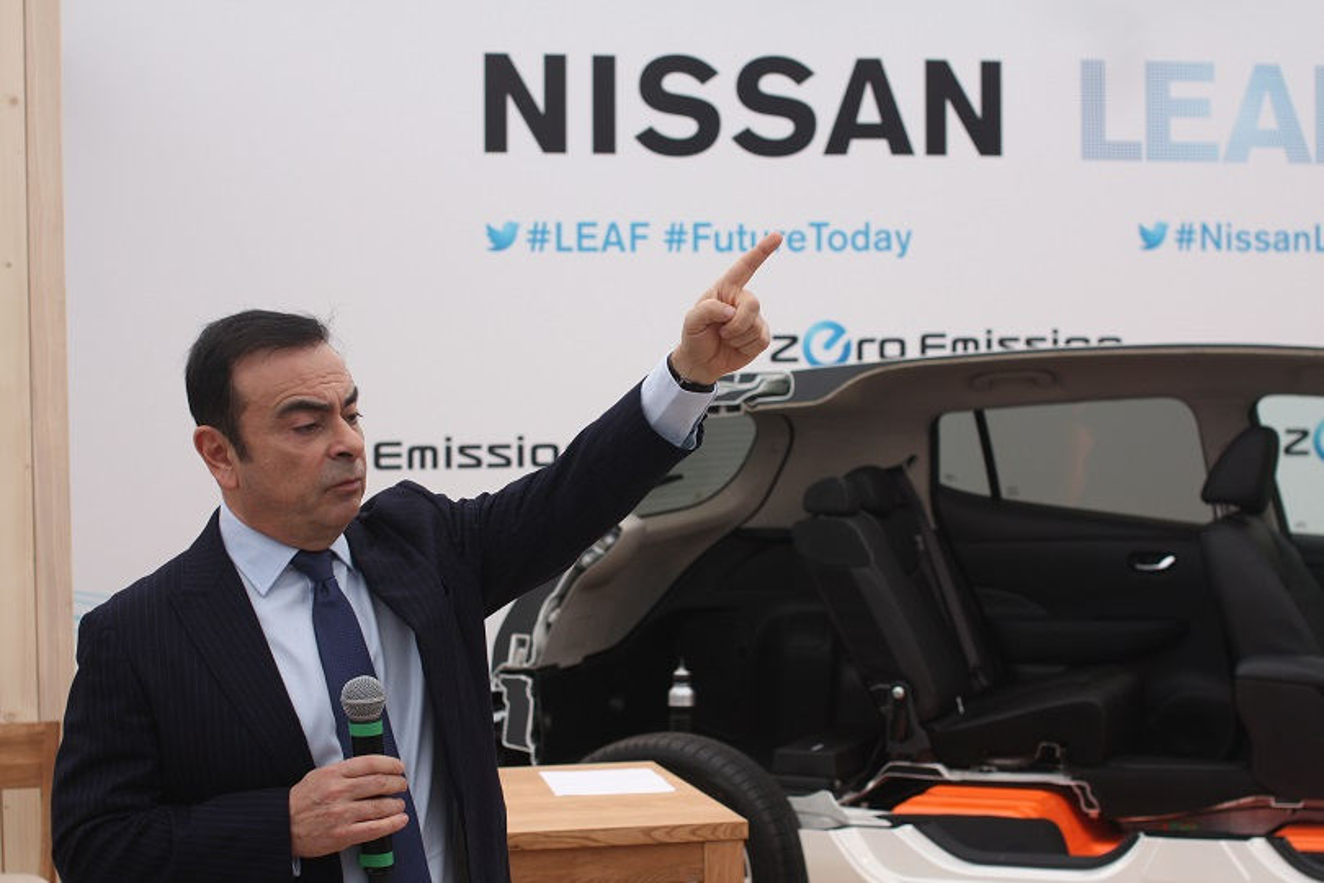 Presidente Nissan