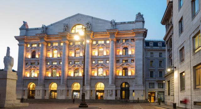 Borse 26 novembre, Milano chiude in negativo