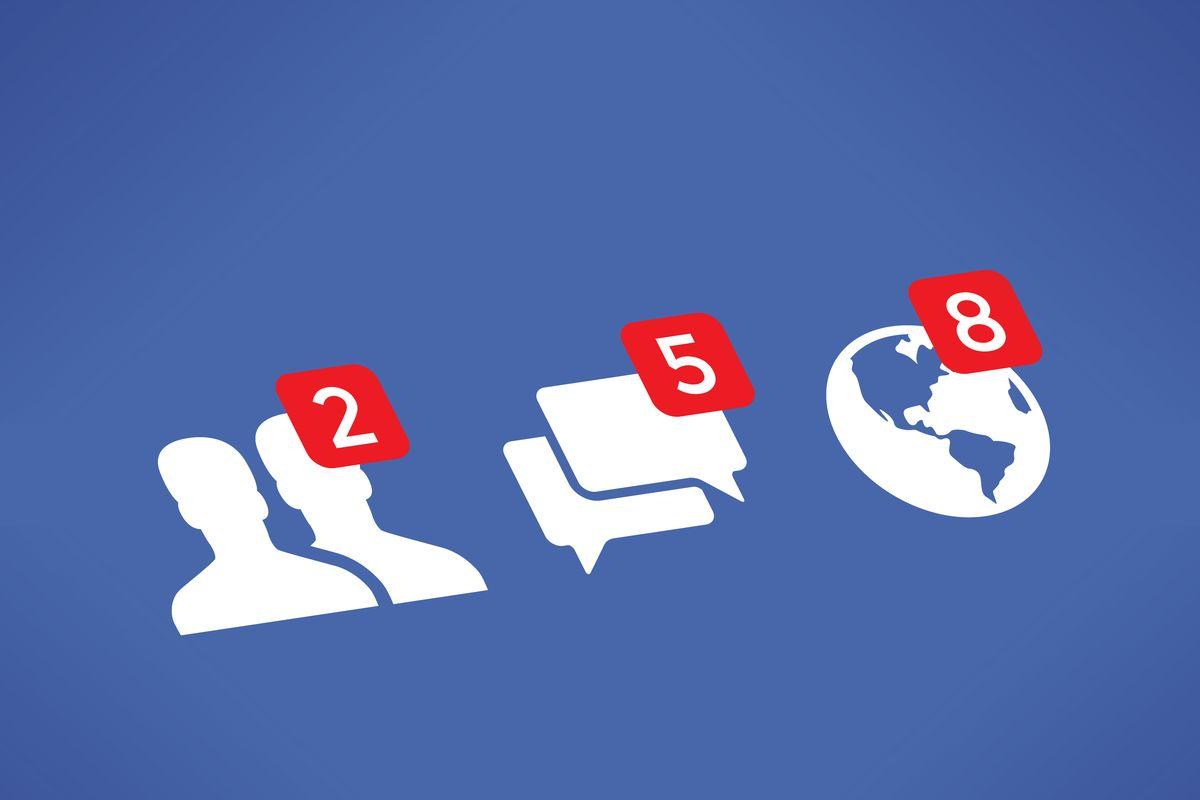 Notifiche Facebook