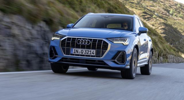Audi, ecco i motori per la nuova Q3