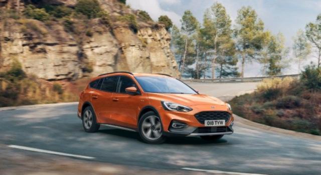 In arrivo la nuova Ford Focus Active, l'auto compatta con i pregi di un SUV