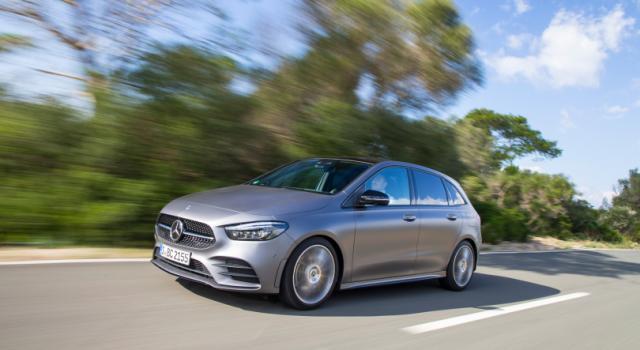 Nuova Mercedes Benz Classe B, la sportiva con l'animo ecologico