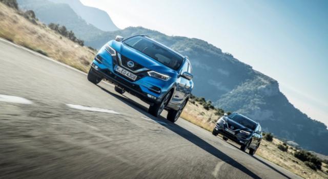 Fuori i prezzi! La Nissan pubblica il listino della Qashqai
