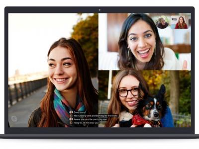 Skype offre sottotitoli e didascalie per le nostre chiamate
