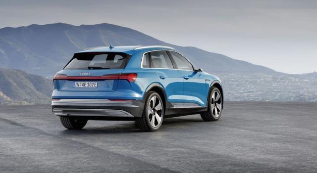 Ecco quanto costa l'Audi e-tron, il primo SUV elettrico dell'azienda tedesca