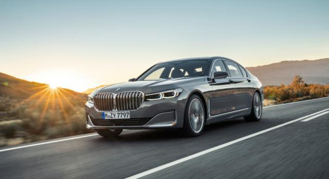 Nuova BMW Serie 7: il trionfo del lusso