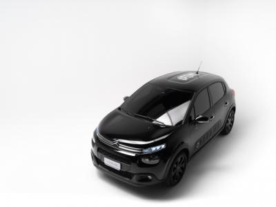 La Citroen presenta la nuova C3 Uptown, la macchina dedicata agli uomini