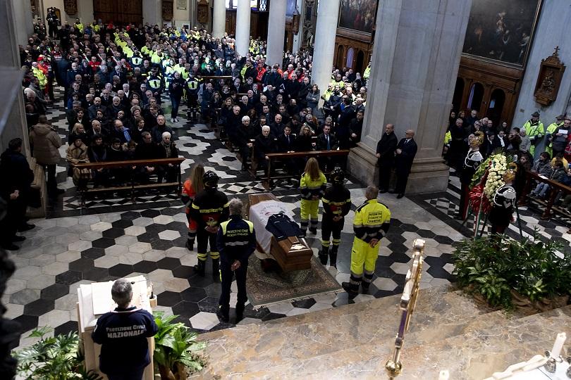 Funerali Zamberletti