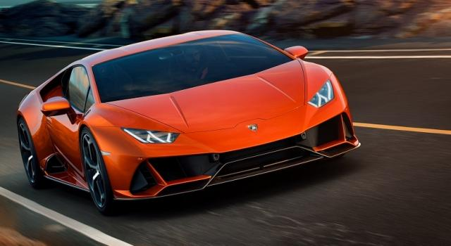 Presentata la Huracán Evo, la nuova Lamborghini supersportiva