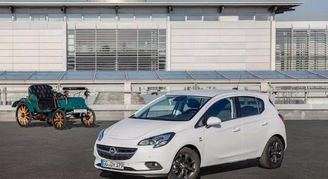 Opel compie 120 anni, oltre un secolo dedicato al mondo delle quattro ruote