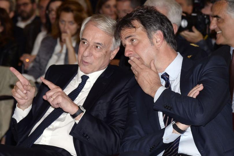 Giuliano Pisapia e Uva
