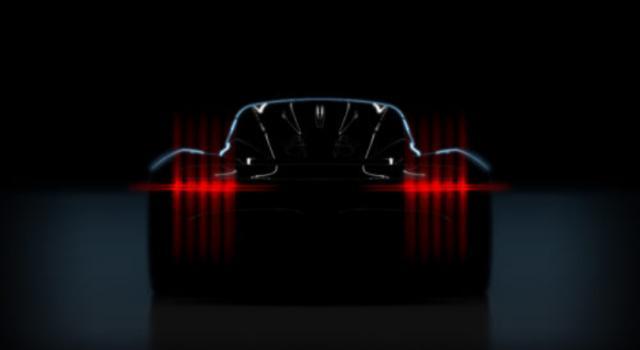 Aston Martin conferma la nuova Hypercar: nome in codice Project '003'