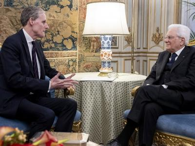 Scontro Italia-Francia, Mattarella incontra l'ambasciatore transalpino