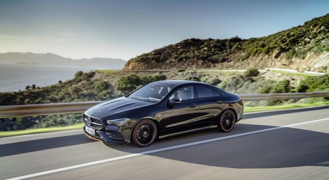 Mercedes CLA Coupé, la nuova sportiva tecnologica