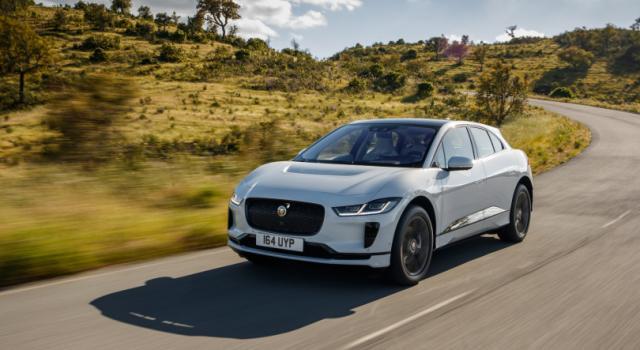 Car Of The Year 2019, vince la Jaguar I-Pace