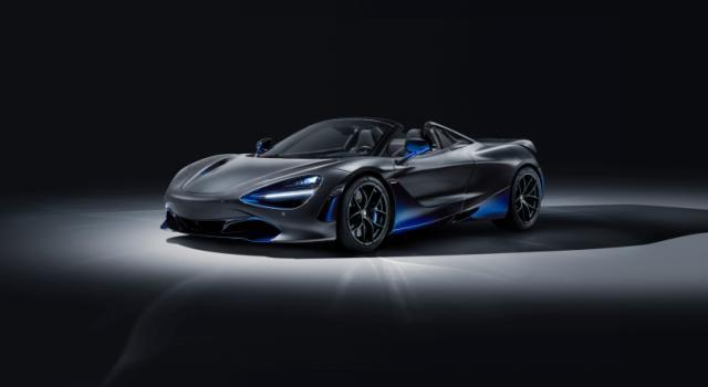 Salone dell'Auto di Ginevra, la McLaren presenta la 720S