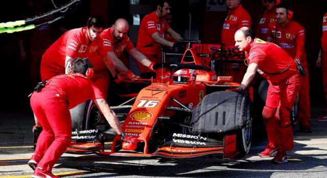 Ferrari e Mercedes, 'sound' a confronto