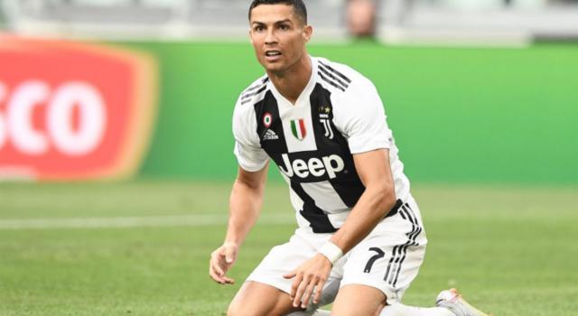 Cambia tutto, ecco cosa ha detto Cristiano Ronaldo a Sarri dopo la sostituzione. (VIDEO)