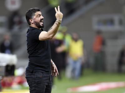 L'ultimo Verona-Milan, gli scaligeri affondano (3-0) la banda di Gattuso