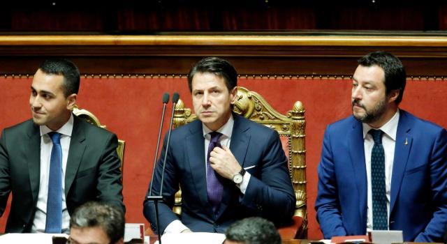 Conte avverte i vicepremier: Dialettica è bella ma bisogna preservare il governo
